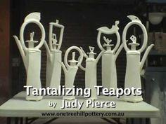 Tantalizing Teapots - YouTube