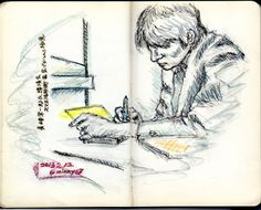 lecture meeting #moleskine