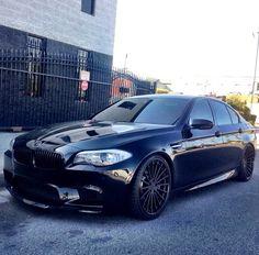 BMW M5 f10- Murda'd