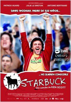 Cartel de Starbuck