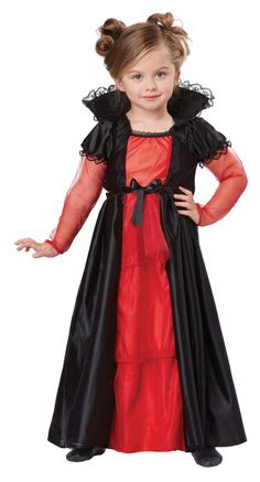 Vampire Girl Costume @Fantasypartys
