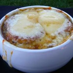 French Onion Soup- the best EVER!!
