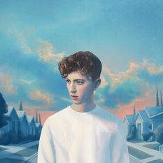 Yes there are more than one album art I did for @troyesivan ! Blue Neighbourhood - preorder Oct 15. Out Dec 4.