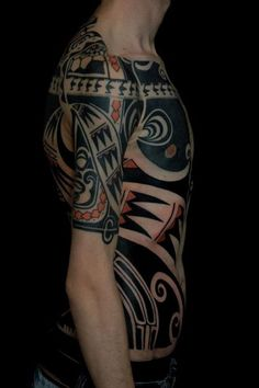Tattoo by Gerhard Wiesbeck