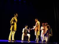 Shakespeare comes to India as SAUDAGAR, the Indian version of Merchant of Venice.... For more visit: http://www.bollyvision.in/