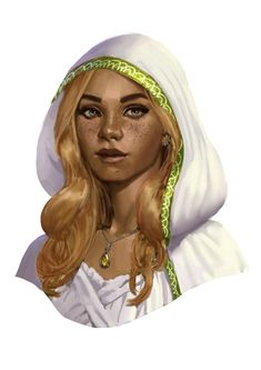 My Priestess commissioned from srion Dnd Characters, Fantasy Characters, Female Characters, Character Portraits, Character Art, Character Design, Larp, Dnd Classes, World Of Warcraft