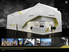 booth / exhibition stand