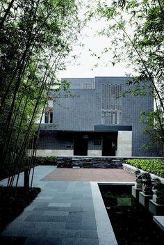 peddle thorp melbourne asia / vanke garden v - the villa, shenzhen: