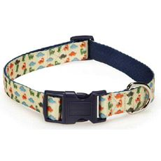Casual Canine Dino Dog Collars