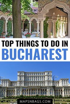 Bucharest is famous for once being home to Dracula but there is way more to find out about Romania in this interesting city. Ive put together a list of top things to do in Bucharest so you can have an awesome time in the Romanian capital! Europe Destinations, Europe Travel Guide, Travel Guides, Europe Europe, Eastern Europe, Europe Street, Travelling Europe, Ukraine, Romania Travel