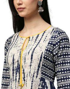 39 Trendy Ideas for sewing patterns tops women sleeve Salwar Neck Designs, Churidar Designs, Neck Designs For Suits, Kurta Neck Design, Neckline Designs, Kurta Designs Women, Dress Neck Designs, Blouse Designs, Latest Kurti Designs