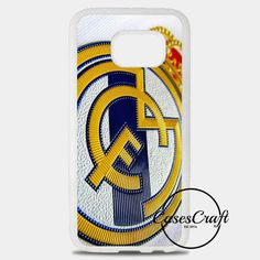 Real Madrid Logo Samsung Galaxy S8 Plus Case | casescraft