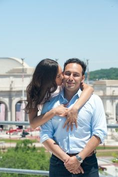 rooftop union station DC Engagement session- Nina K Photography (58)