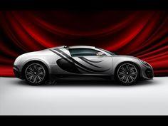 bugatti   Free Cars HD Wallpapers: Bugatti Venom Concept Car HD Wall