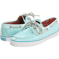 Sperry Top-Sider - Bahama 2-Eye  Oh man I love the color and the sequins...