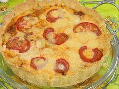 Una rica y liviana tarta de choclo... http://chuparselosdedos.com.ar/2013/09/tarta-de-choclo/