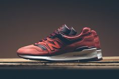 "New Balance 997 ""Red Clay"" (Made in USA) - EU Kicks Sneaker Magazine"