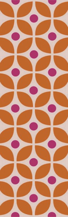 Surya MRA1002 Miranda Orange Runner Area Rug