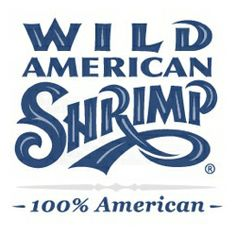 Home consumers can ensure they're purchasing authentic Wild American shrimp by looking for the Wild American Shrimp logo in the frozen seafood section. Frozen Seafood, Seafood Market, Tough Times, Mississippi, Work Hard, Shrimp, American, Crabs, Fabulous Foods