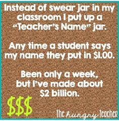 How to supplement your teacher salary Teacher Humour, Teacher Name, Teacher Hacks, Teacher Sayings, Teacher Stuff, School Quotes, School Memes, Teachers Be Like, Bored Teachers