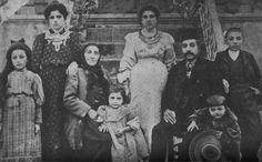 Malatya-ARAPGİR'li Ermeni aile. Arapgir merkeznde 9.500,Ambırga'da 250,Şepik'468,Vank'129,Ançırti'da510 Ermeni yşyrdu