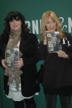 Ann and Nancy book signing