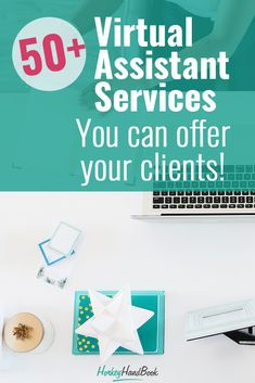 Want to become a VA, but you don't know where to start? Here's a list of virtual assistant services that you can offer your clients. learn how to make money online from affiliate marketing Earn Money From Home, Way To Make Money, Make Money Online, Work From Home Opportunities, Work From Home Jobs, Business Tips, Online Business, Frugal, V Video