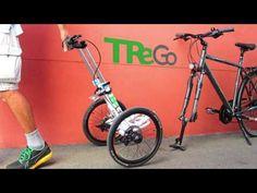 TReGo, upgrade your bike