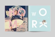 In late Wedge & Lever was hired to redesign Transworld Surf magazine. Our objective was to shift the creative direction in support of a photo-driven editorial model while breathing new life into the magazine format. Layout Inspiration, Graphic Design Inspiration, Design Ideas, Example Of Magazine, Transworld Surf, Magazin Design, Collateral Design, Buch Design, Graph Design
