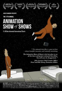 Theatrical Screenings – Animation Show of Shows