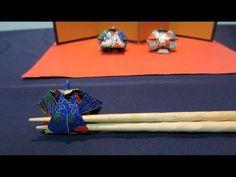 Easter Origami Instructions: Rabbit (Jun Maekawa) - YouTube
