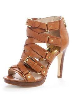 ShopStyle: MICHAEL Michael Kors Leonia Sandal