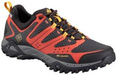 The Columbia Men's Peakfreak Excursion Excel Outdry is a high performance, multi-sport shoe that combines lightweight, waterproof comfort with robust outsole traction. We help you enjoy the Canadian outdoors. Columbia Boots, Canadian Gifts, Mens Hiking Boots, Uk Size 16, Columbia Sportswear, Classy Casual, Sale Items, Trekking, Trainers