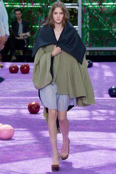 Défilé Christian Dior Automne-hiver 2015-2016