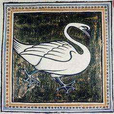 Medieval Bestiary : Swan Gallery