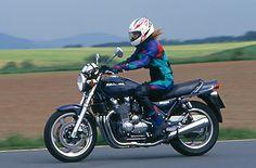 Kawasaki Zephyr-Modelle