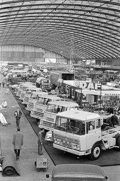 DAF Stand 1968