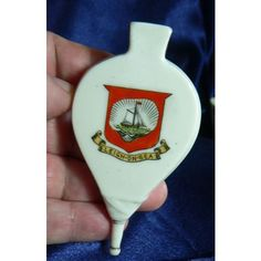 Foley Crested China 'Ivory' - Bellows - Leígh-On-Sea Crest Rd 412409