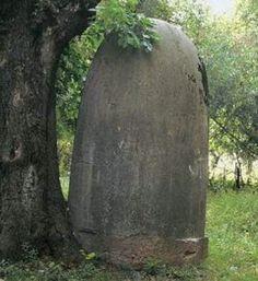 Ancient Shivling.