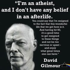 It´s Love, not reason, that is stronger than Death Atheist Religion, Secular Humanism, Losing My Religion, Athiest, David Gilmour, Knowing God, Its A Wonderful Life, Thought Provoking, Funny Memes