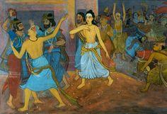 beyondsamsara:  Sri Nityananda Prabhu never gets angrysong by Locana dasa Thakura  akrodha paramananda nityananda rayaabhimana sunya nitai nagare bedaya adhama patita jivera dware dware giyaharinama maha mantra dena bilaiya jare dekhe tare kahe dante trina dhoriiamare kiniya laha bhaja gaurahari eta boli' nityananda bhume gadi jayasonara parvata jena dhulate lotaya hena avatare jara rati na janmilolocana bole sei papi elo ara gelo  1. Lord Nityananda Raya never gets angry. He is always in…
