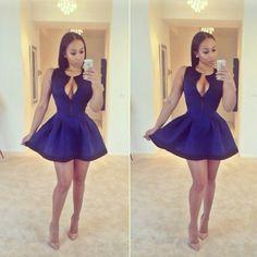 Love her DRESS!! ❤️