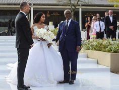 First Look at Minnie Dlamini & Quinton Jones' Fairytale Wedding Wedding Ceremony, Wedding Day, Bridal Party Robes, Wedding Looks, Fairytale, Marie, Wedding Planning, Wedding Dresses, Weddings