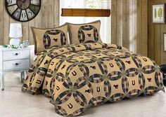 """""""Round Up"""" Western Quilt Set Collection"""