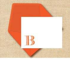 Personalized Stationery / note cardsCustom Old by sweetgrassprints, $12.00