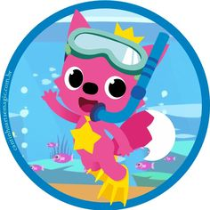 Baby Shark Name, Shark Names, Baby Shark Doo Doo, Shark Birthday Cakes, Birthday Cake Toppers, Baby Sack, Shark Party Supplies, Creative Food Art, Birthday Decorations