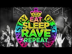 Eat Sleep Rave Repeat Minimix - YouTube