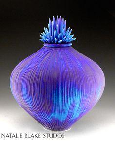 Natalie Blake Studios custom cremation memorial urns handmade in Brattleboro, Vermont for your loved ones