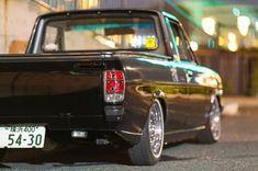 CRUISE FOCUS : 画像 Nissan Trucks, Toyota Trucks, Small Trucks, Mini Trucks, 504 Pick Up, Datsun Car, Nissan Sunny, Minis, Classic Japanese Cars