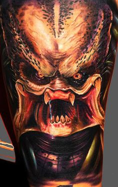 Realism Movies Tattoo by Andy Engel